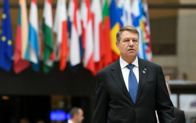 Iohannis, declarație de presă în plin scandal cu plângerea penală-Rezumat