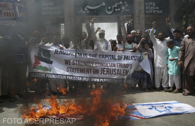 israel-gaza-violente