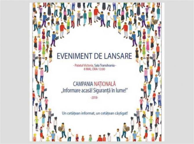 Campanie a Ministerului pentru Românii de Pretutindeni (MRP)