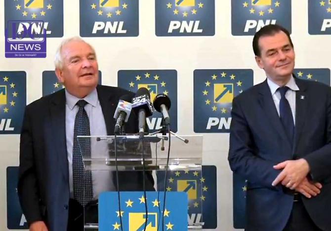 Ludovic Orban - Joseph Daul
