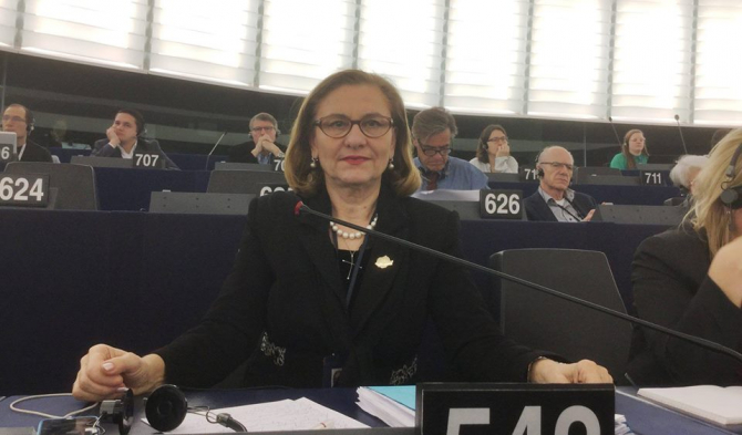 Maria Grapini, INTERVIUL momentului. Subiecte tari abordate de europarlamentar