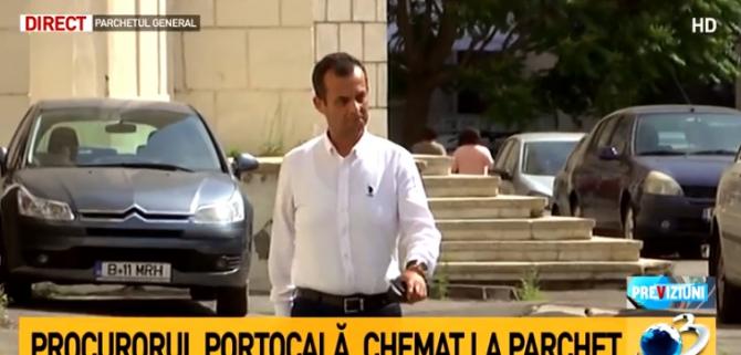 Mircea Negulescu, la Parchetul General