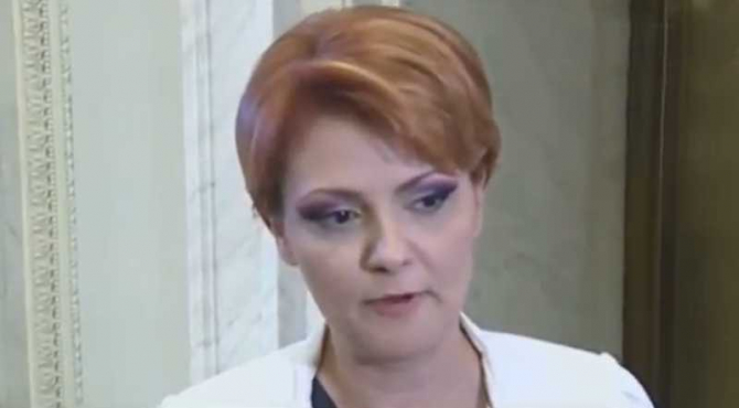 Olguţa Vasilescu, ministrul Muncii