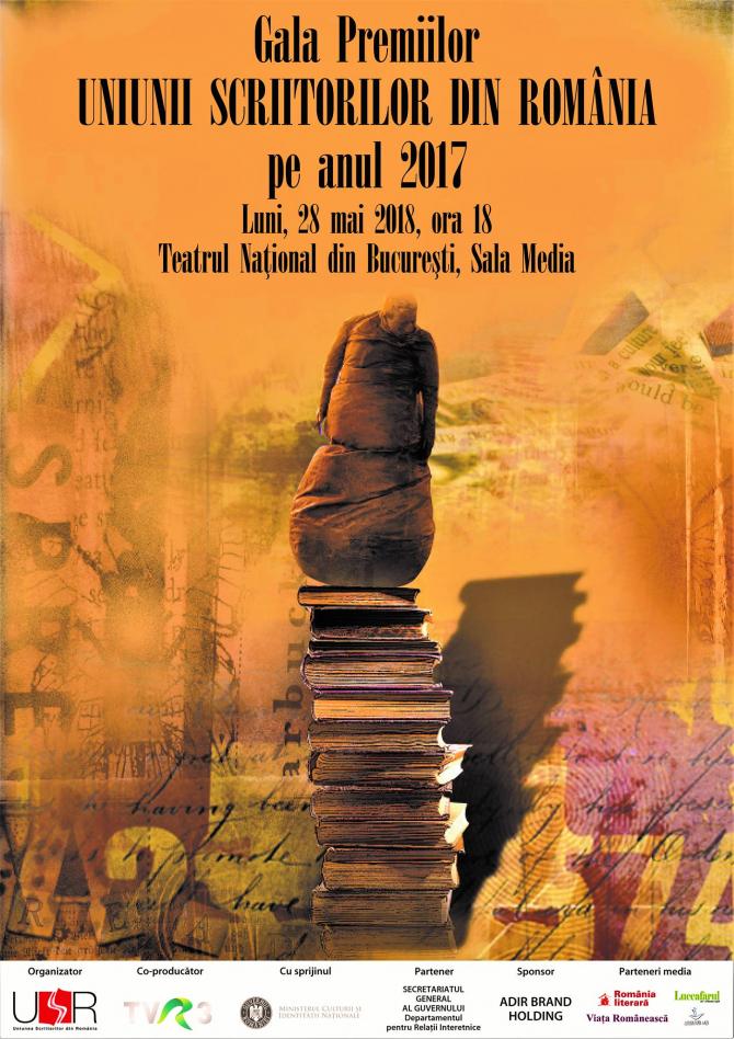Premiile Uniunii Scriitorilor din România pentru anul 2017