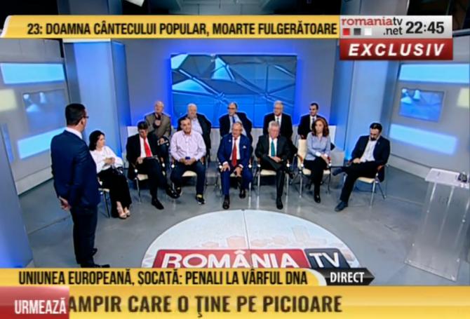 Emisiune România TV
