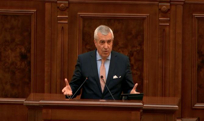 Călin Popescu-Tăriceanu, mesaj pentru partenerii din UE: Să se informeze complet şi direct