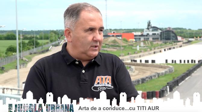 """Titi Aur, interviu la """"Jungla Urbană"""" cu Harbuz"""