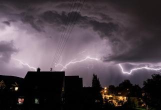 ANM, prognoza meteo. Cod Galben de furtuni