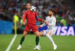 Cristiano Ronaldo, golgheter / @fifaworldcup, facebook