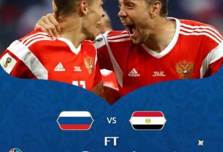 Rusia+Egipt / facebook @fifaworldcup
