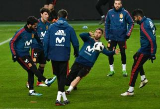 Sergio Ramos, echipa Spaniei. foto: @fifaworldcup / facebook