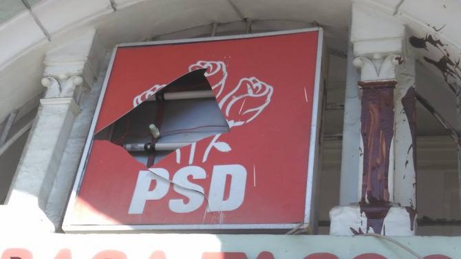 Sediu PSD Targu Mures
