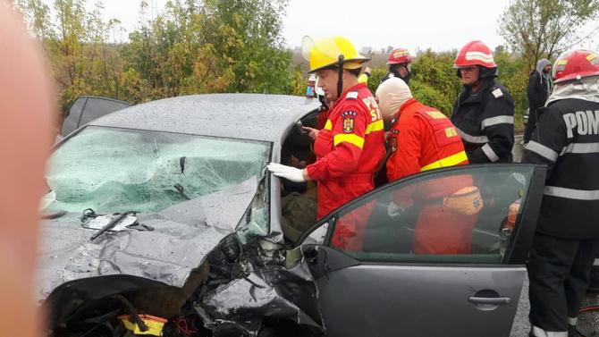Accident, foto ilustrativ