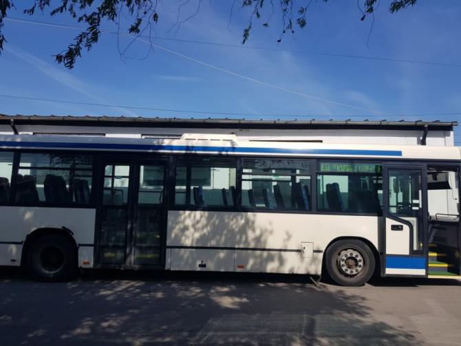 Autobuze regionale