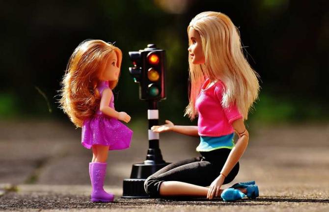 Păpuşa Barbie