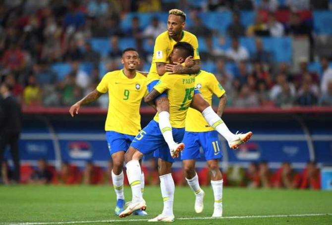 Brazilia. foto: facebook / @fifaworldcup