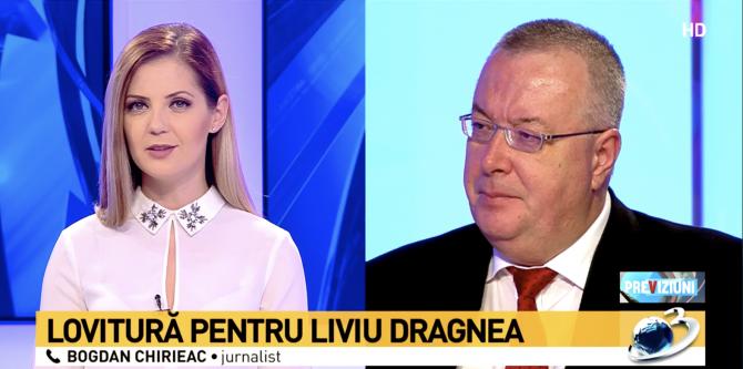Bogdan Chirieac, Antena 3