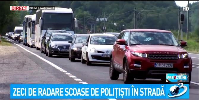 Infotrafic: Informații de ultimă oră din trafic