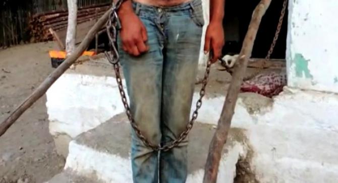 Berevoesti, sclavie