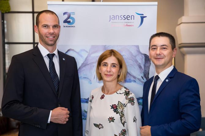 Christian Rodseth, Ioana Nainer și Cristian Benza