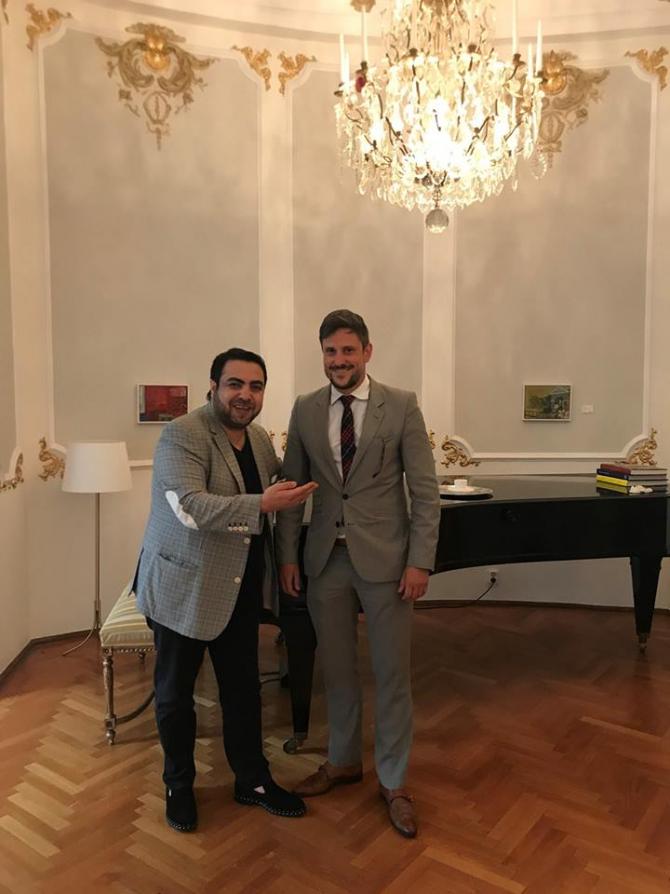 Facebook / Ambasada Suediei din Bucureşti