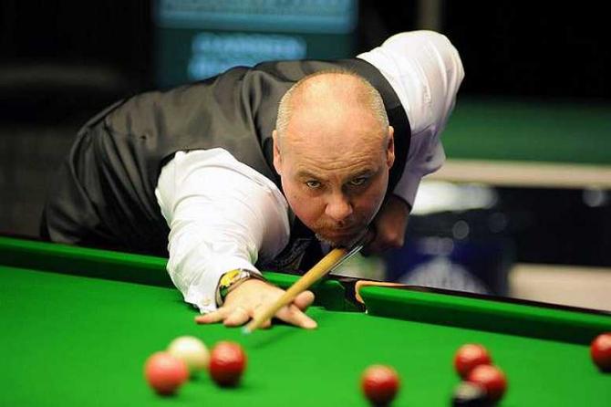 Darren Morgan, snooker