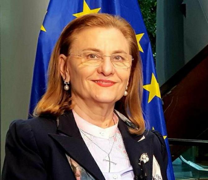 Maria Grapini, la prima ediție a Congresului Internațional al Culturii
