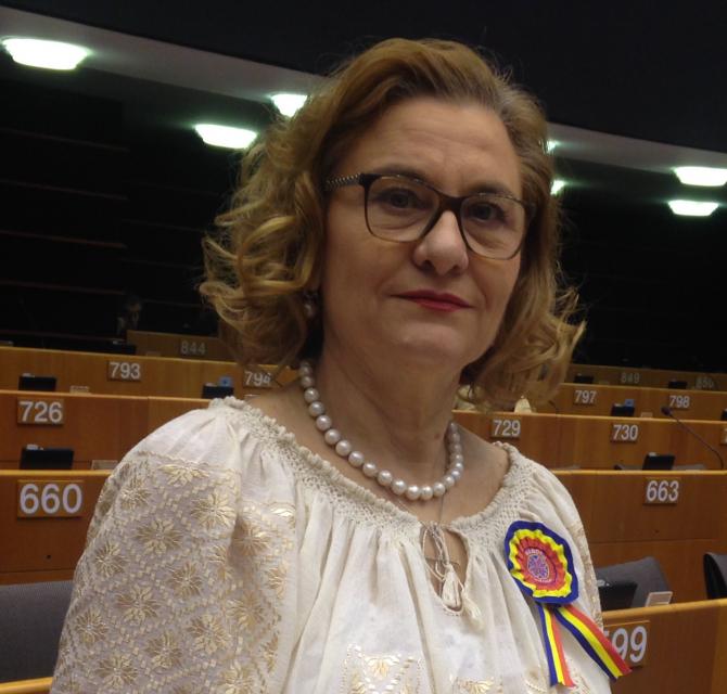 Maria Grapini, demers curajos: România trebuie apărată! – document