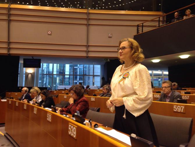Dublu standard. Comisia Europeană (CE), răspunsul pentru Maria Grapini