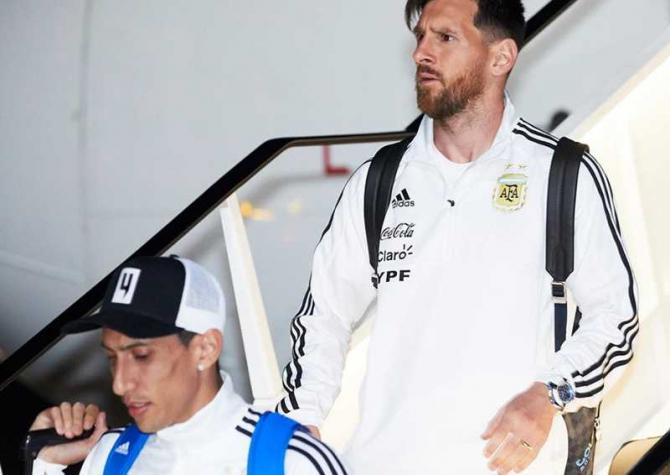 LeoMessi, foto: @fifaworldcup
