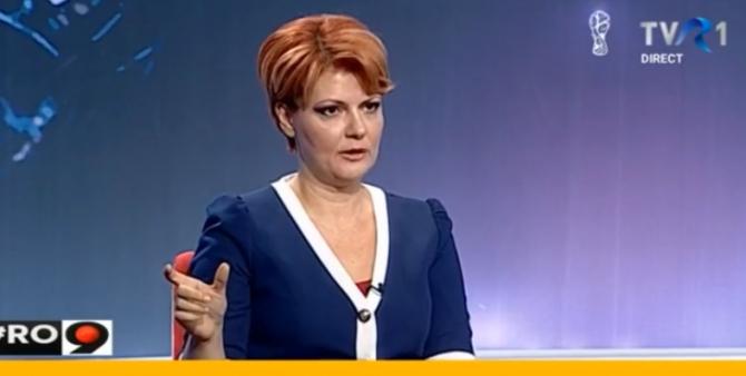Pilonul II de pensii. Lia Olguța Vasilescu, cele mai așteptate explicații