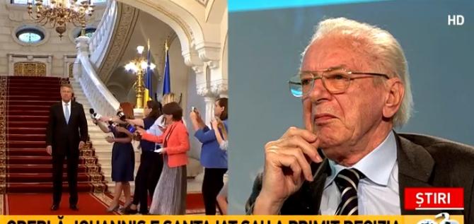 Lucian Bolcaș, după declarațiile lui Iohannis: Nu are de înțeles decât un singur lucru!