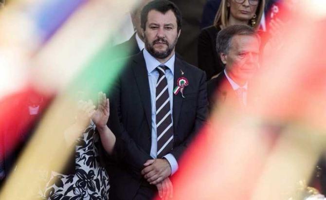Matteo Salvini / Twitter