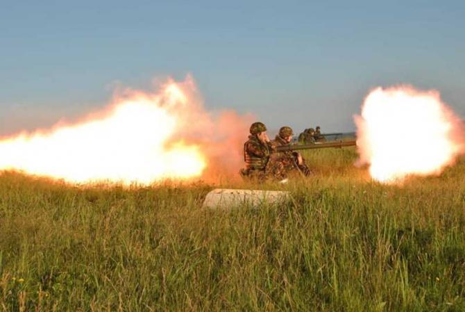 foto: Forţele Terestre Române, facebook @ForteleTerestre