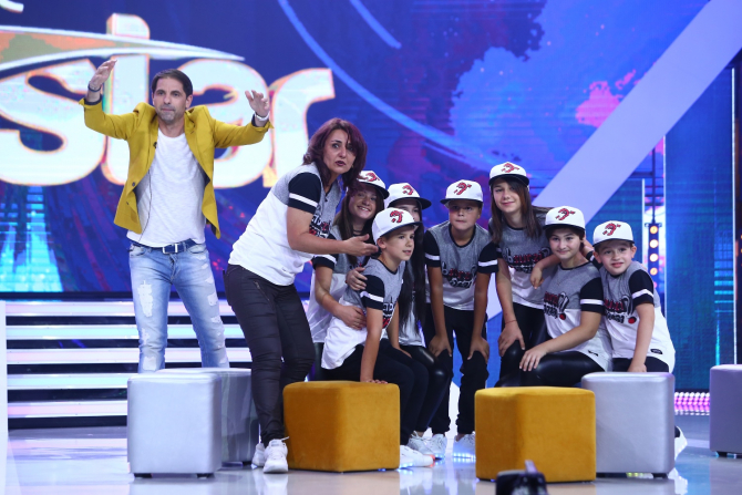 Next Star, 23 iunie 2018. Acrobație, contorsionism, street dance, la Antena 1