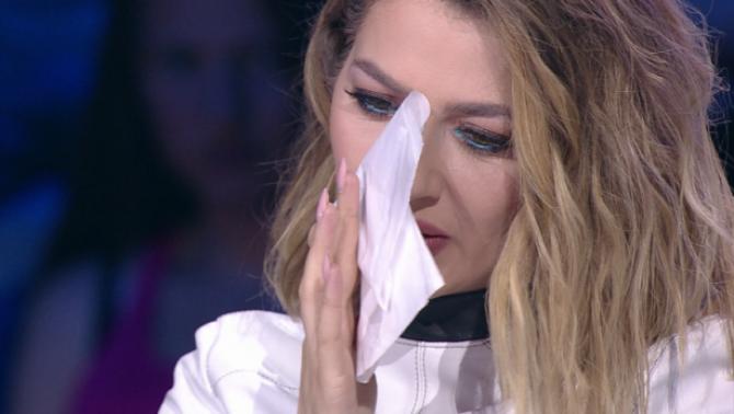 Lidia Buble, ipostază neobișnuită la Antena 1. Cine a făcut-o să plângă