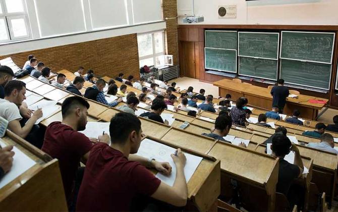 Universitatea Politehnică Bucureşti. foto: UPB.ro