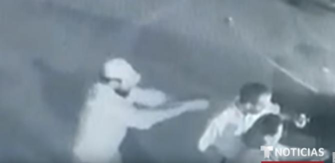 Fernando Puron, împușcat mortal în cap