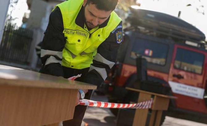 Poliție - intervenție