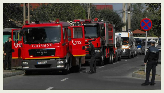 MAI - Pompieri
