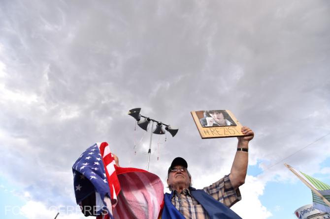 Protest, foto ilustrativ