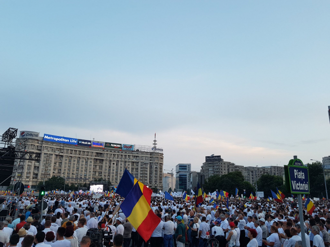 Miting PSD. Brătianu: Iohannis și ai lui și-au găsit beleaua. Tare, toți!