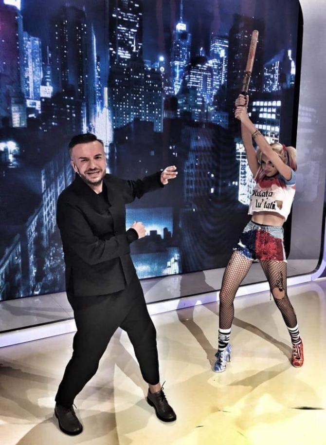 Răzvan Ciobanu și Alina, Bravo ai stil