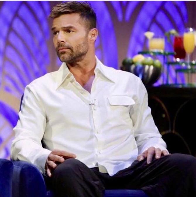 Ricky Martin, declarație controversată despre gemeni