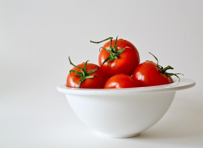 Dieta cu roșii. Mic dejun, prânz, cină, variante de meniu