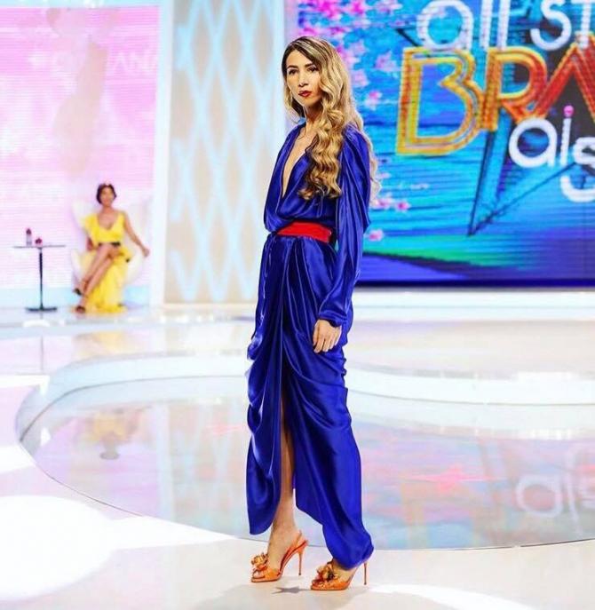 Silvia, finalistă Bravo, ai stil! All Stars