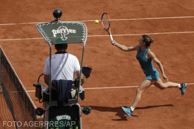 Simona Halep - Andrea Petkovic live text turul trei Roland Garros.