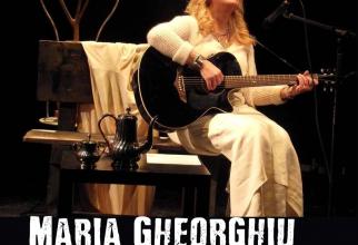 Maria Gheorghiu – concert la Muzeul Literaturii