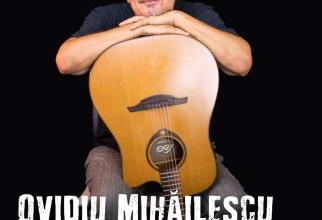 Ovidiu Mihăilescu – concert în celebra grădină a Muzeului Literaturii