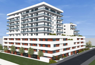 Proiectul imobiliar încheiat